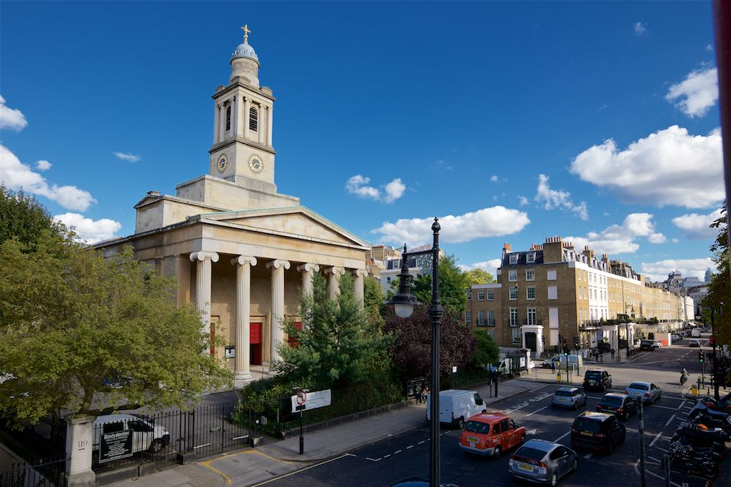 The Parochial Church Council (PCC) of St Peter's Eaton Square